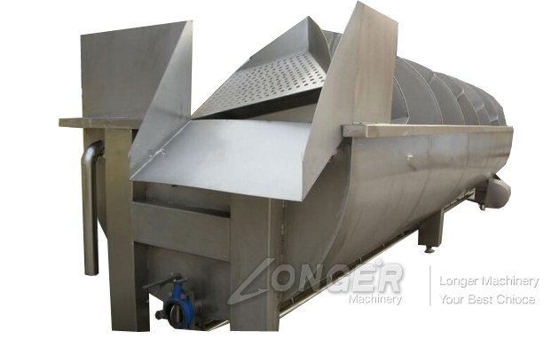 2.5 Meters Poultry Screw Chiller Equipment